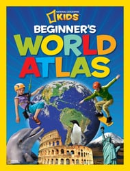 Kids Beginner's World Atlas [3rd edition]
