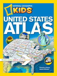 Kids United States Atlas