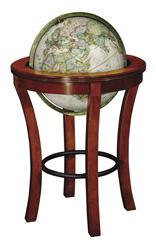 Garrison Floor Globe