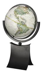 Phoenix ll Desk Globe