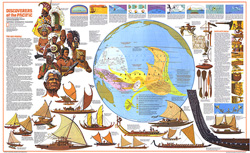 Discoverers of the Pacific Map
