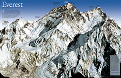 Mount Everest 50th Anniversary: 2 sided