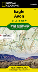 Eagle, Avon trail map
