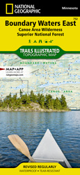 Boundary Waters East [Canoe Area Wilderness, Superior National Forest]