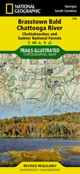 Brasstown Bald, Chattooga River [Chattahoochee and Sumter National Forests]