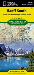 Banff South [Banff and Kootenay National Parks]