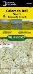 Colorado Trail South, Durango to Monarch