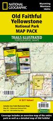 Old Faithful, Yellowstone [Map Pack Bundle]