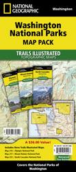 Washington National Parks [Map Pack Bundle]