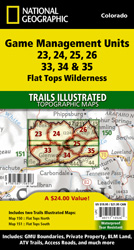 Flat Tops Wilderness GMU [Map Pack Bundle]