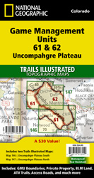 Uncompahgre Plateau GMU [Map Pack Bundle]