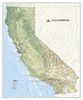 California [Laminated]