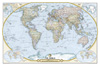 NGS 125th Anniversary World Map [Tubed]