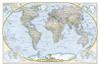 NGS 125th Anniversary World Map [Laminated]