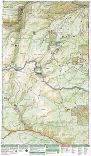 Idaho Springs, Loveland Pass trail map full page