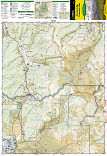 Breckenridge, Tennessee Pass trail map full page