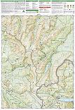 Holy Cross, Ruedi Reservoir trail map full page
