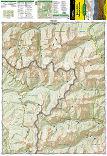 Buena Vista, Collegiate Peaks trail map full page
