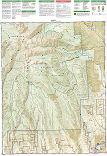 Black Mesa, Curecanti Pass trail map full page