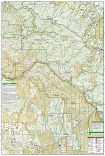Uncompahgre Plateau South trail map full page