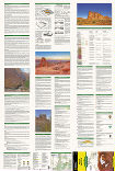 Arches National Park trail map full page