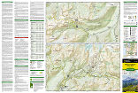 Mount Rainier National Park trail map full page