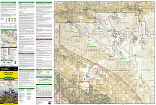 Joshua Tree National Park trail map full page