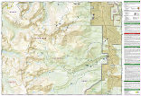 Longs Peak: Rocky Mountain National Park trail map full page