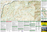 Mount Whitney trail map full page