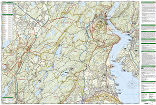 Harriman, Bear Mountain, Sterling Forest trail map full page