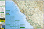 Big Sur trail map full page
